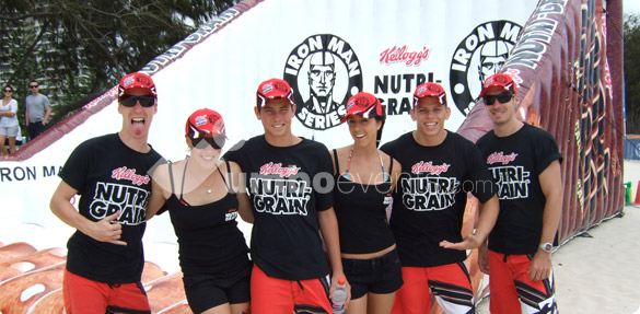 Jumbo Events - Nutri Grain Event
